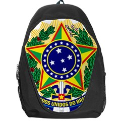 Coat of Arms of Brazil Backpack Bag