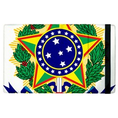 Coat of Arms of Brazil Apple iPad 2 Flip Case
