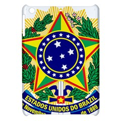 Coat of Arms of Brazil Apple iPad Mini Hardshell Case