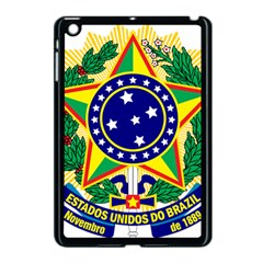 Coat of Arms of Brazil Apple iPad Mini Case (Black)
