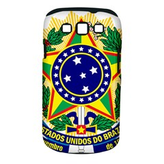 Coat of Arms of Brazil Samsung Galaxy S III Classic Hardshell Case (PC+Silicone)