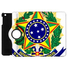 Coat of Arms of Brazil Apple iPad Mini Flip 360 Case