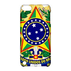 Coat of Arms of Brazil Apple iPod Touch 5 Hardshell Case with Stand