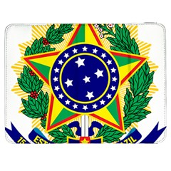 Coat of Arms of Brazil Samsung Galaxy Tab 7  P1000 Flip Case