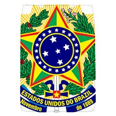 Coat of Arms of Brazil Flap Covers (S)
