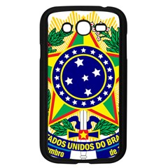 Coat of Arms of Brazil Samsung Galaxy Grand DUOS I9082 Case (Black)