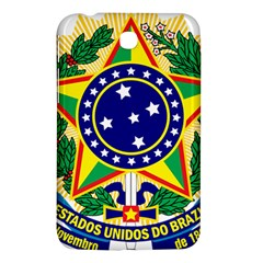 Coat of Arms of Brazil Samsung Galaxy Tab 3 (7 ) P3200 Hardshell Case