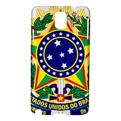 Coat of Arms of Brazil Samsung Galaxy Note 3 N9005 Hardshell Case