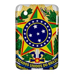 Coat of Arms of Brazil Samsung Galaxy Tab 2 (7 ) P3100 Hardshell Case