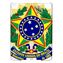 Coat of Arms of Brazil iPad Air Hardshell Cases