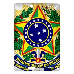 Coat of Arms of Brazil Amazon Kindle Fire HD (2013) Hardshell Case
