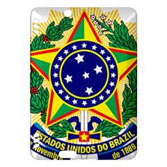 Coat of Arms of Brazil Kindle Fire HDX Hardshell Case