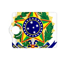 Coat of Arms of Brazil Kindle Fire HD (2013) Flip 360 Case