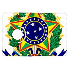 Coat of Arms of Brazil Kindle Fire HDX Flip 360 Case