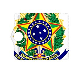 Coat of Arms of Brazil Kindle Fire HDX 8.9  Flip 360 Case