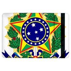 Coat of Arms of Brazil iPad Air Flip