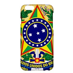 Coat of Arms of Brazil Apple iPhone 6 Plus/6S Plus Hardshell Case