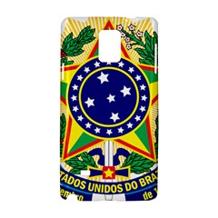 Coat of Arms of Brazil Samsung Galaxy Note 4 Hardshell Case