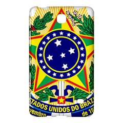 Coat of Arms of Brazil Samsung Galaxy Tab 4 (8 ) Hardshell Case