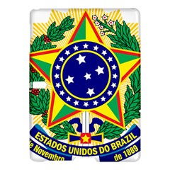 Coat of Arms of Brazil Samsung Galaxy Tab S (10.5 ) Hardshell Case