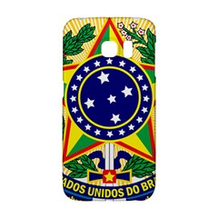 Coat of Arms of Brazil Galaxy S6 Edge