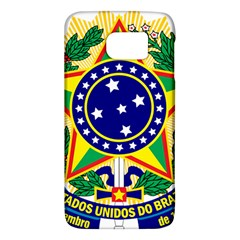 Coat of Arms of Brazil Galaxy S6