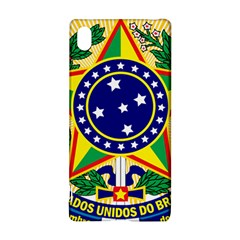Coat of Arms of Brazil Sony Xperia Z3+