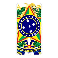 Coat of Arms of Brazil Apple Seamless iPhone 6 Plus/6S Plus Case (Transparent)