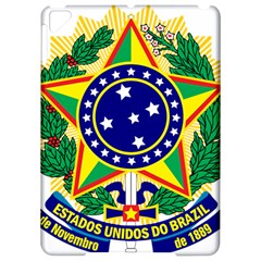 Coat of Arms of Brazil Apple iPad Pro 9.7   Hardshell Case
