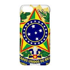 Coat Of Arms Of Brazil Apple Iphone 7 Hardshell Case