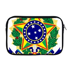 Coat of Arms of Brazil Apple MacBook Pro 17  Zipper Case