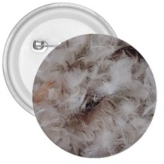 Down Comforter Feathers Goose Duck Feather Photography 3  Buttons