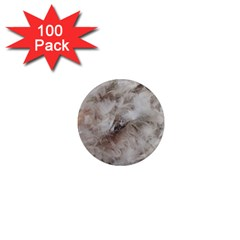 Down Comforter Feathers Goose Duck Feather Photography 1  Mini Magnets (100 pack)