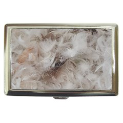 Down Comforter Feathers Goose Duck Feather Photography Cigarette Money Cases