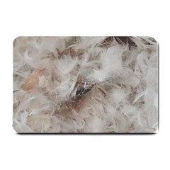 Down Comforter Feathers Goose Duck Feather Photography Small Doormat