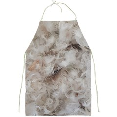 Down Comforter Feathers Goose Duck Feather Photography Full Print Aprons