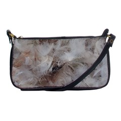 Down Comforter Feathers Goose Duck Feather Photography Shoulder Clutch Bags