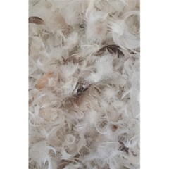Down Comforter Feathers Goose Duck Feather Photography 5.5  x 8.5  Notebooks