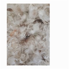 Down Comforter Feathers Goose Duck Feather Photography Small Garden Flag (Two Sides)