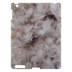 Down Comforter Feathers Goose Duck Feather Photography Apple iPad 3/4 Hardshell Case