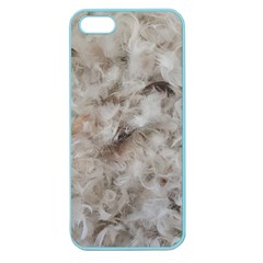 Down Comforter Feathers Goose Duck Feather Photography Apple Seamless iPhone 5 Case (Color)