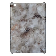 Down Comforter Feathers Goose Duck Feather Photography Apple iPad Mini Hardshell Case