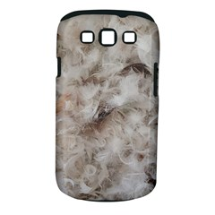 Down Comforter Feathers Goose Duck Feather Photography Samsung Galaxy S III Classic Hardshell Case (PC+Silicone)