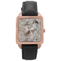 Down Comforter Feathers Goose Duck Feather Photography Rose Gold Leather Watch