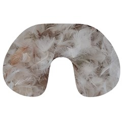 Down Comforter Feathers Goose Duck Feather Photography Travel Neck Pillows