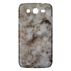 Down Comforter Feathers Goose Duck Feather Photography Samsung Galaxy Mega 5.8 I9152 Hardshell Case