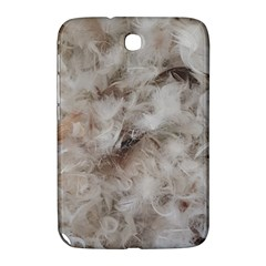 Down Comforter Feathers Goose Duck Feather Photography Samsung Galaxy Note 8.0 N5100 Hardshell Case