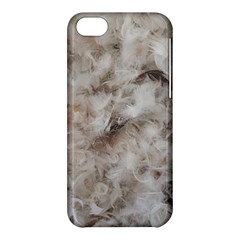 Down Comforter Feathers Goose Duck Feather Photography Apple iPhone 5C Hardshell Case