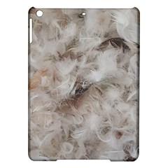 Down Comforter Feathers Goose Duck Feather Photography iPad Air Hardshell Cases