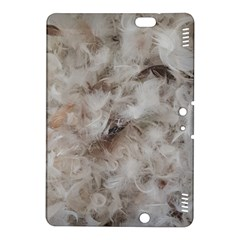 Down Comforter Feathers Goose Duck Feather Photography Kindle Fire HDX 8.9  Hardshell Case